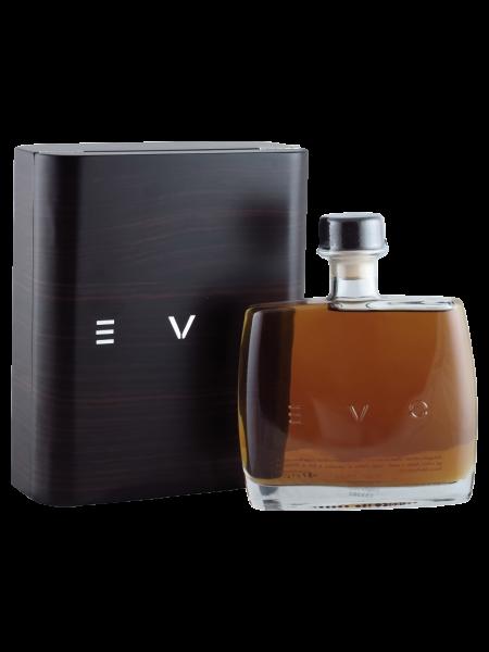 EVO Grappa Riserva Deluxe Geschenk-Holzkiste