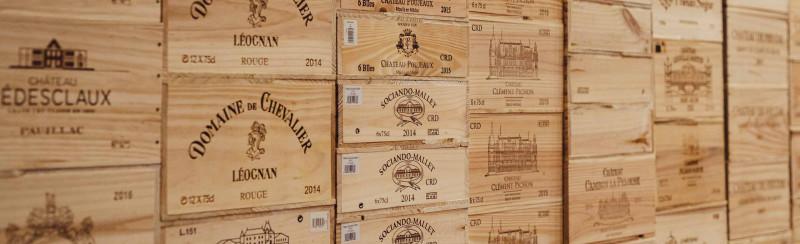 SECLI Weinwelt Rotweine Kisten