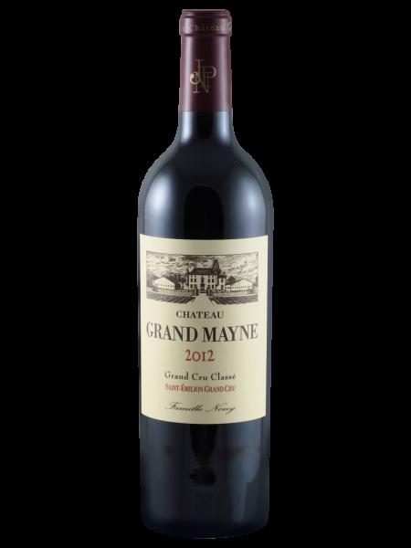 Château Grand Mayne Grand Cru Classé, AC St. Emilion