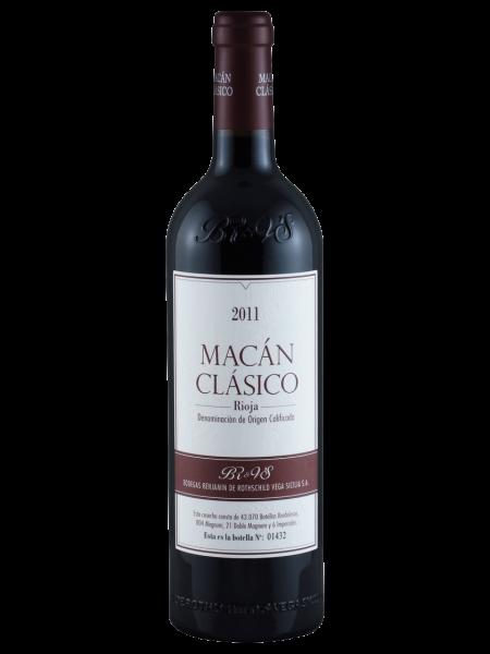 Macan Clásico Rioja DOCa