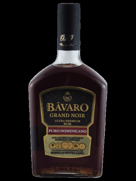 Bavaro Rum Grand Noir