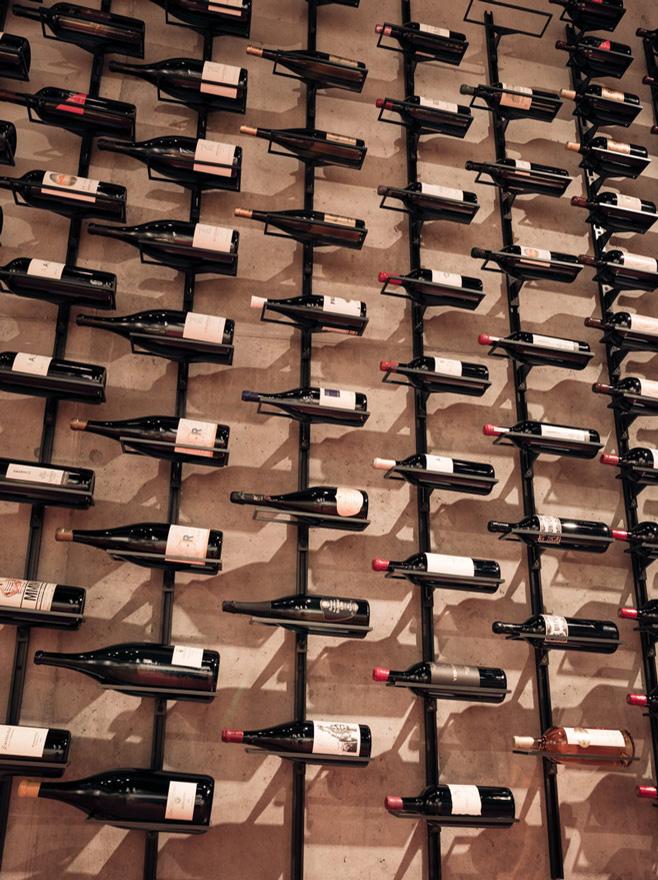 SECLI Weinwelt Grossflaschen Übersicht
