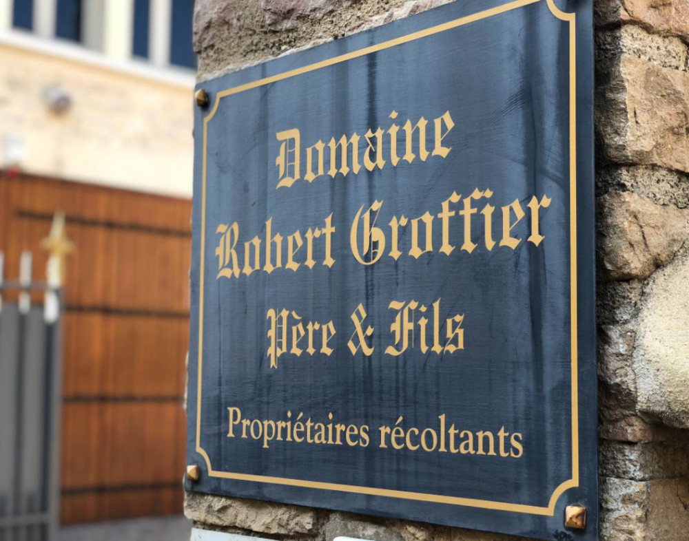 Domaine Robert Groffier Père & Fils