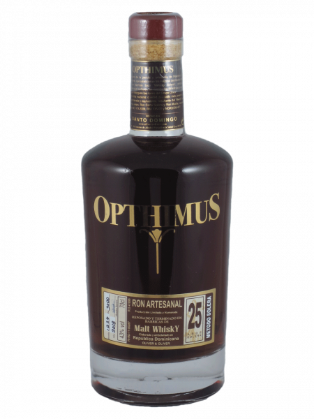 Opthimus Rum Whisky Finish 25 YO