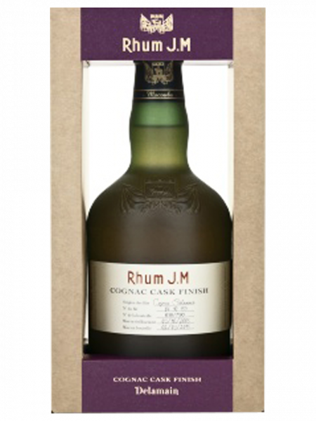 Rhum J.M Delamain Cognac Cask Finish