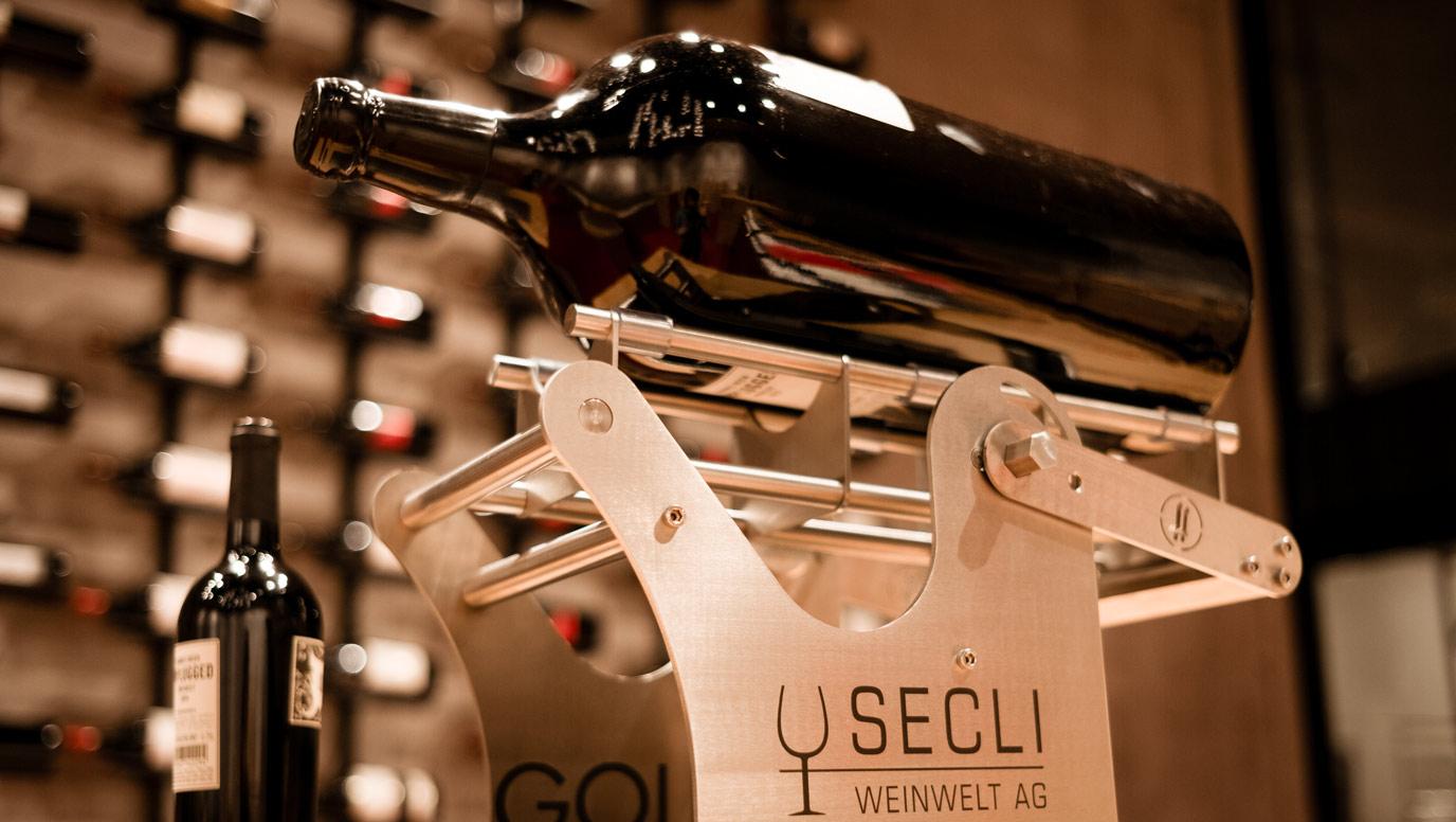 SECLI Weinwelt Flaschenkunde