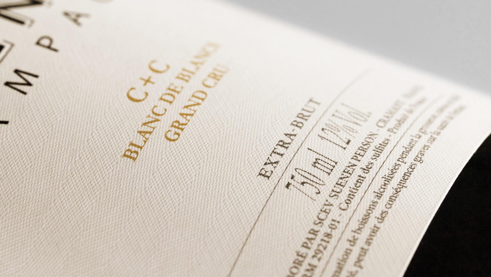 SECLI Weinwelt Champagner C+C