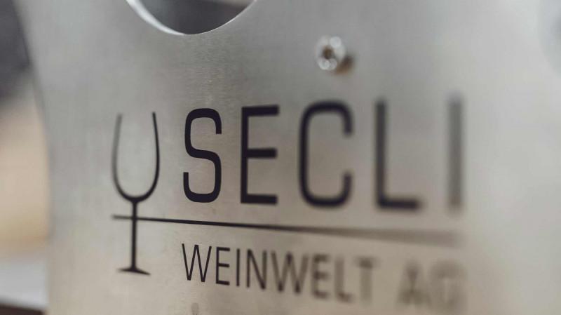 SECLI Weinwelt Logo