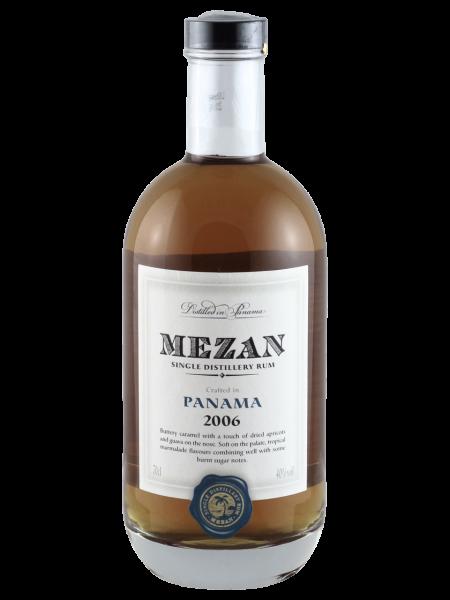 Mezan Rum Single Distillery Panama