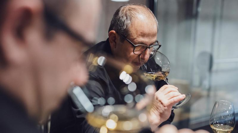 SECLI Weinwelt Champagner Ivan Secli