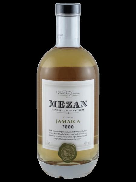 Mezan Single Distillery Jamaican Rum