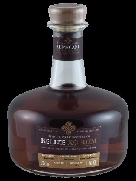Rum & Cane Belize XO