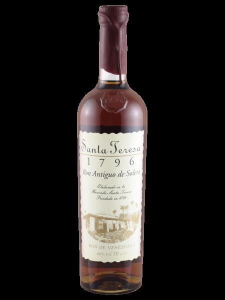 Santa Teresa 1796 Rum Antiguo de Solera
