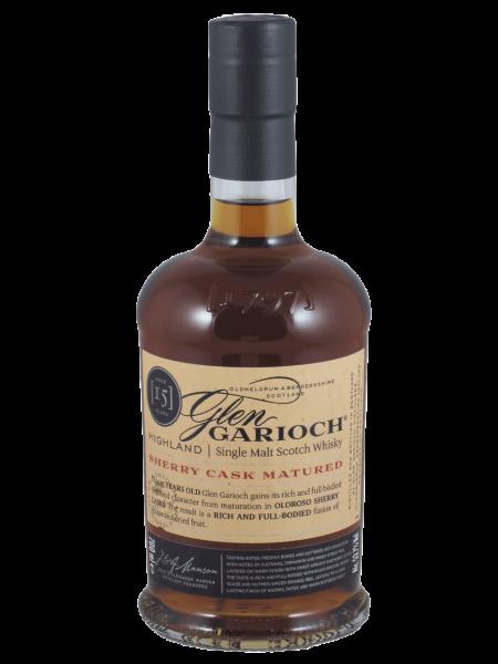 Glen Garioch Highland Single Malt Sherry Wood 15 YO