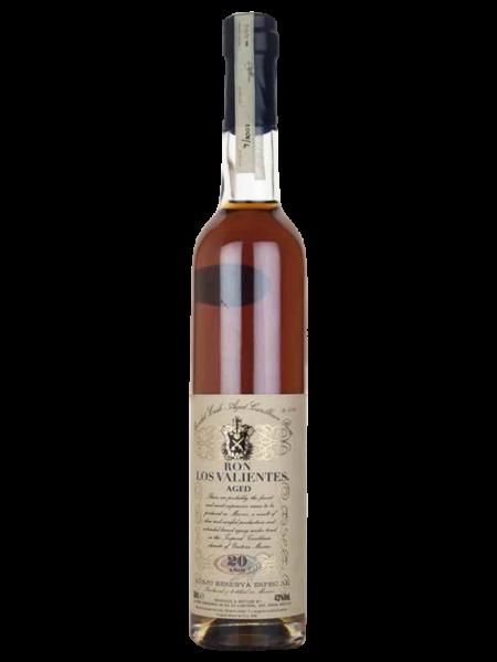 Ron Los Valientes Rum Reserva Especial 20 YO
