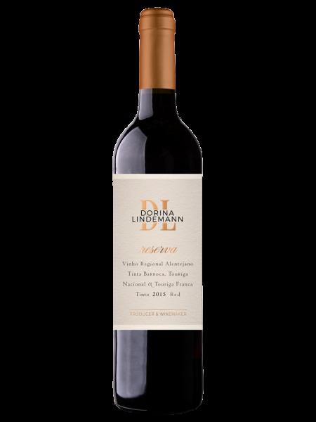 Dorina Lindemann Reserva Tinto Vinho Regional Alentejano IGA
