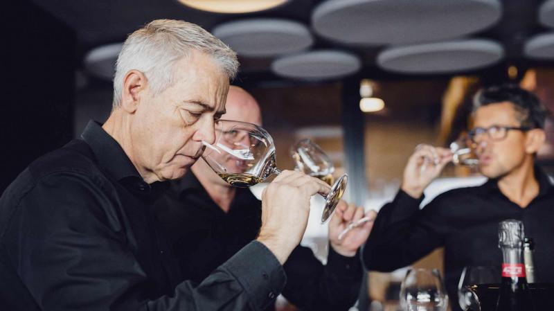 SECLI Weinwelt Verkostung Weisswein