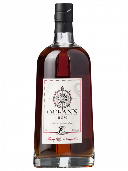 Ocean`s Distillery Rum Deep & Singular Finest 7 YO