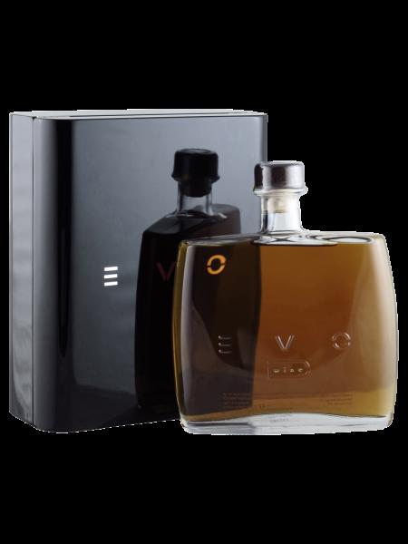 EVO D-wine Brandy Deluxe Geschenk-Holzkiste