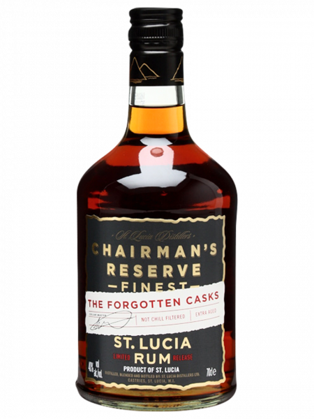 Chairman`s Reserve Rum The Forgotten Casks