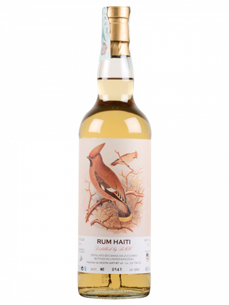 Moon Import Haiti Rum by BMH