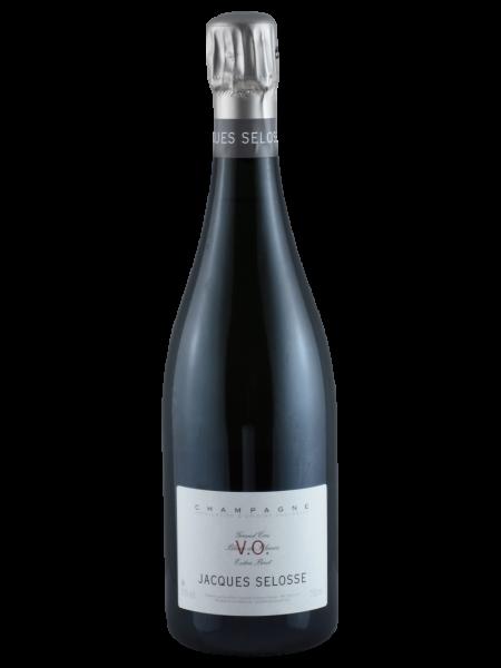 V.O. Version Original (deg.19) Extra Brut Blanc de Blancs Grand Cru AC
