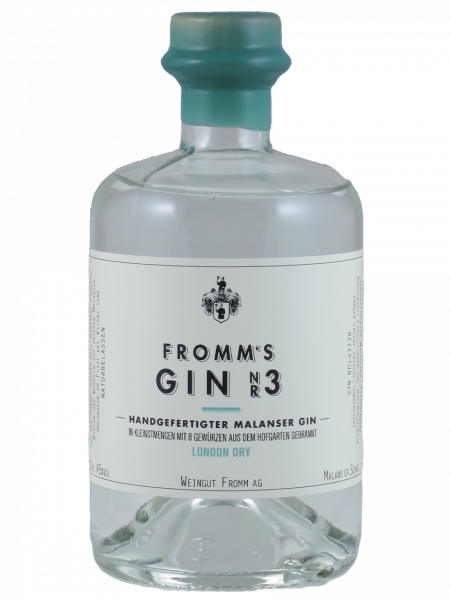 Fromm's Gin No. 3 London Dry