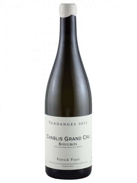 Chablis AC Grand Cru Bougros