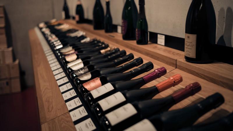 SECLI Weinwelt Champagner