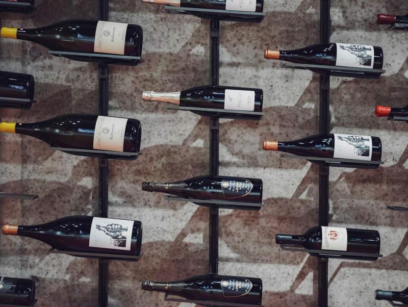 SECLI Weinwelt Flaschen