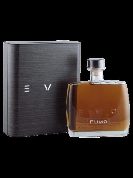 EVO FUMO Grappa Riserva Deluxe Geschenk-Holzkiste