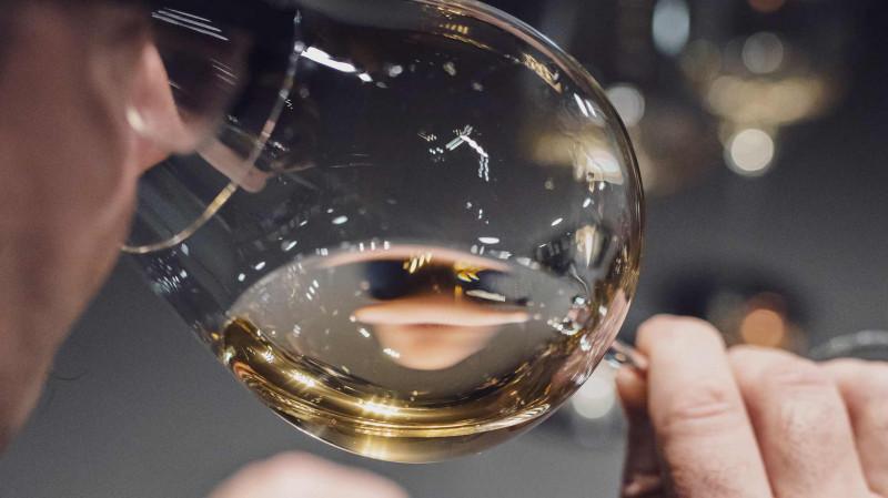 SECLI Weinwelt Weisswein verkosten