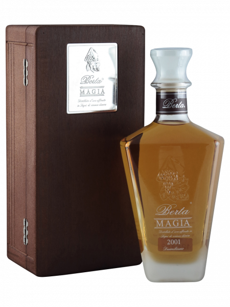 Grappa Magia Holzkiste