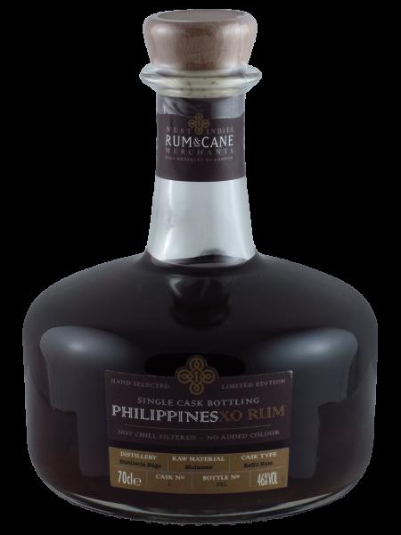 Rum & Cane Philippines XO