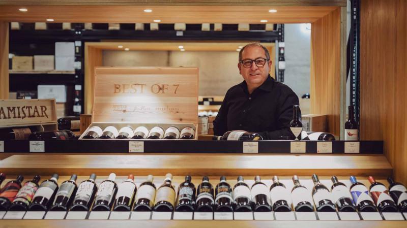 SECLI Weinwelt Ivan Secli Geschäftsführer