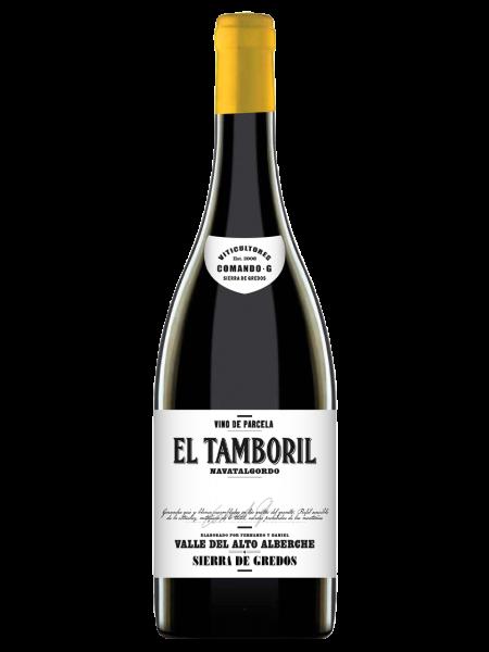 El Tamboril Blanco Vino de la Tierra Castilla y León