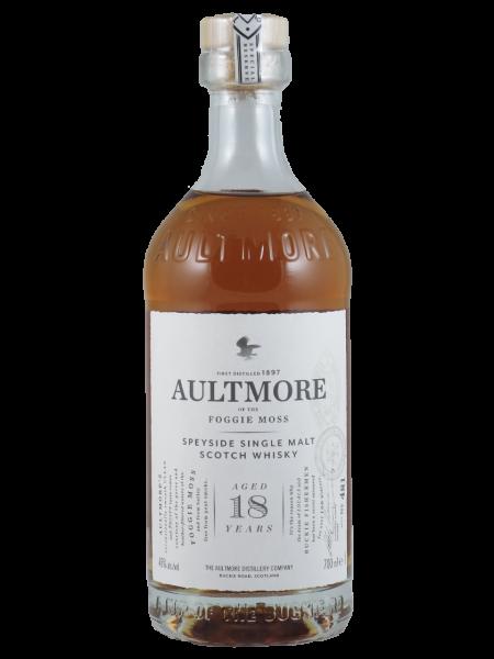 Aultmore Speyside Single Malt Foggie Moss 18 YO