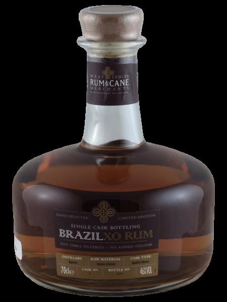 Rum & Cane Brazil XO